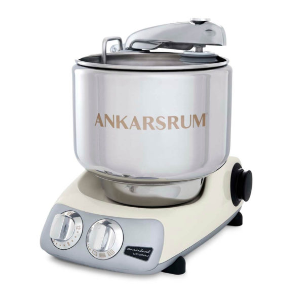 Ankarsrum 6230 mit Grundausstattung - Light Creme