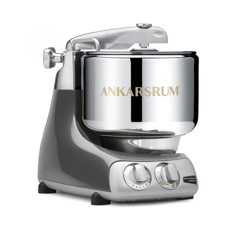 Ankarsrum 6230 mit Grundausstattung - Black Chrome
