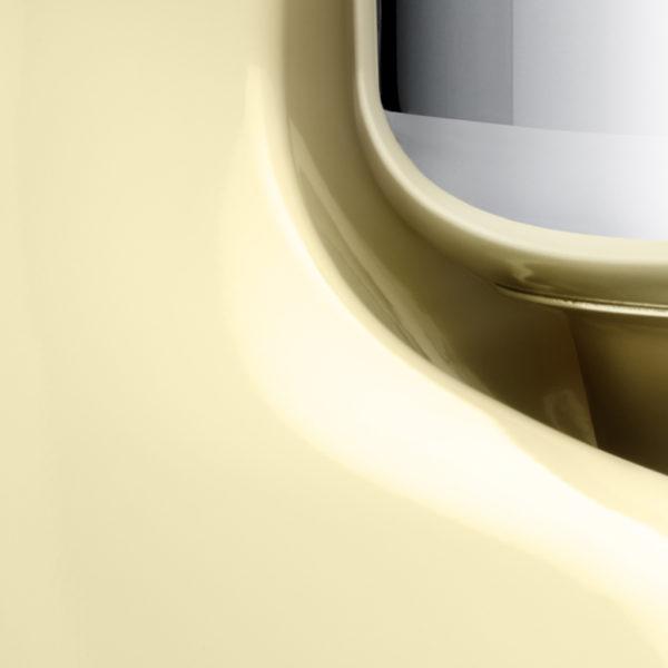 Ankarsrum 6230 mit Grundausstattung + DeLuxe Package - Creme