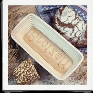 Brotform Brotzeit - 1 kg länglich