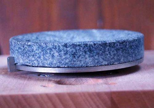 Molino de grano Salzburger Max sin plástico Piedra de moler